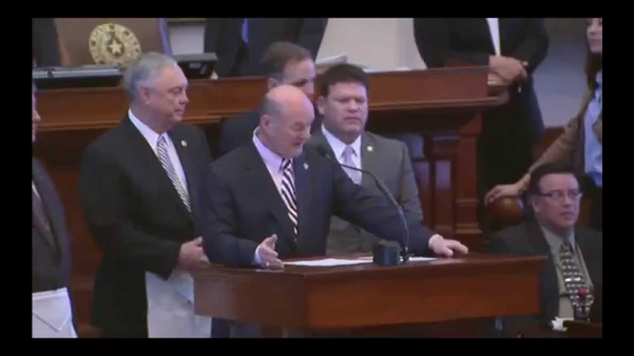 Freemasons Recognized For Texas Independence Day (Video ...