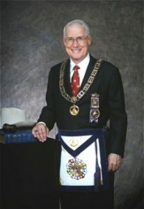 Past Grand Master Elmer Murphey