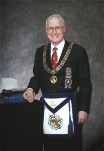 Past Grand Master Elmer Murphey