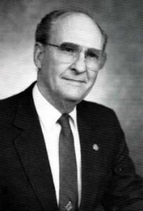 Past Grand Master Leonard Harvey