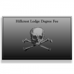 Degree Fee Master
