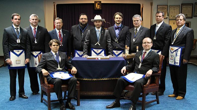 2013-2014 Masonic Officers Installation | Dallas Freemasonry