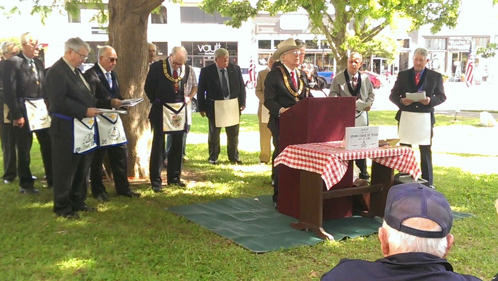 Past-Grand-Master-Elmer-Murphey-Athens-Cornerstone-Ceremony