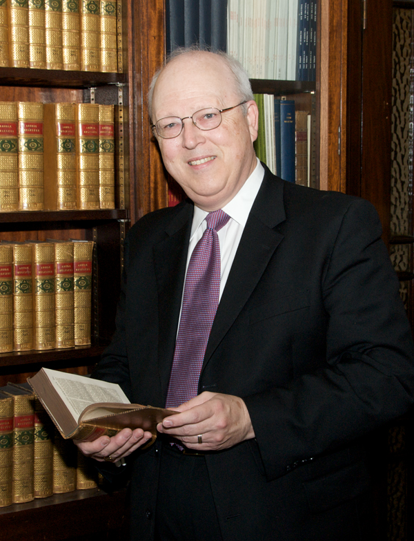 S. Brent Morris